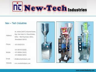 Pouch Packing Machine in Gujarat