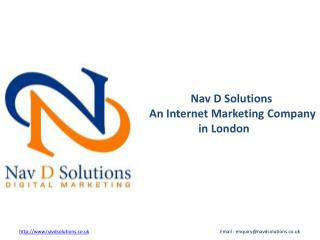Best SEO and Internet Marketing Company in London