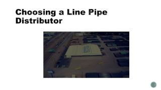 Line Pipe Distributors
