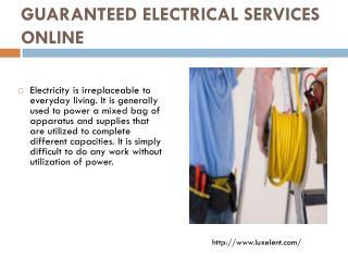 Electrician in Dovercourt
