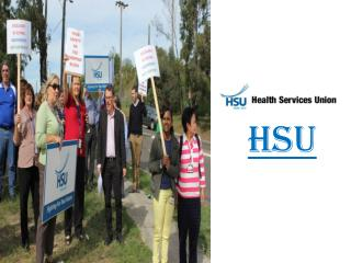 Health professionals and allied health workers