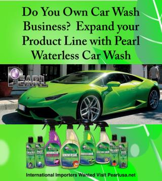 Do You Own Car Wash Business_ Expand Your Product Line With