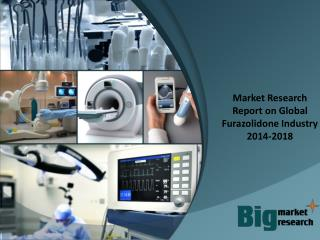 Market Research Report on Global Furazolidone Industry 2014-