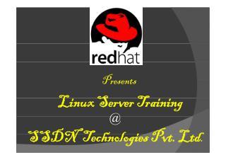 Linux Server Training Institute India
