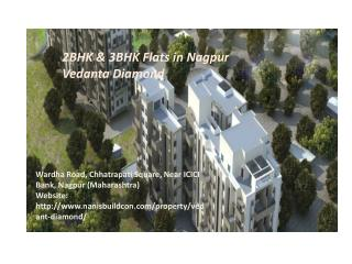 Buy 2 BHK & 3 BHK Flat in Nagpur