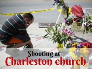 Shooting at Charleston church