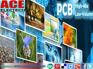 ACE ELECTECH LTD- A comprehensive PCB board manufacturer