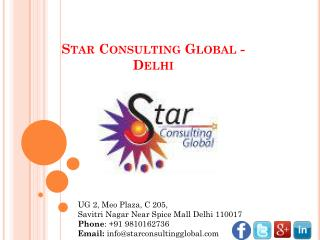 Business Development Courses & Programs - Star Consulting Gl