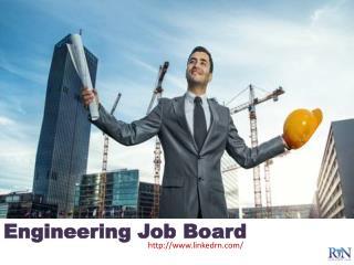 Engineering Job Board