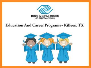 Education And Career Programs In Killeen, TX