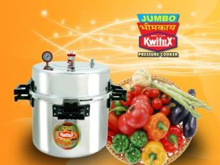 Kwitex Jumbo Pressure Cooker