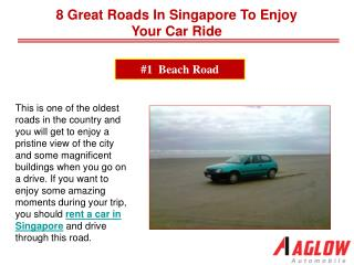 8 great roads in Singapore to enjoy your car ride