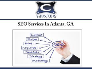 SEO Services in Atlanta, GA