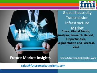 Electricity Transmission Infrastructure Market by FMI