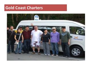 Gold Coast Charters