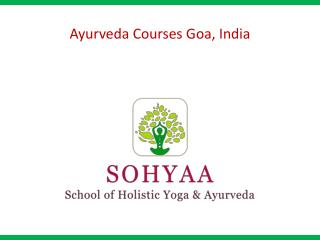 Yoga Therapy Teachers Training in Goa, India