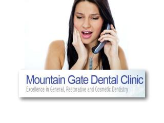 Improve your smile with cosmetic dentistry!!