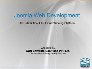 CDN Software Solutions - Best Joomla Website Development Com