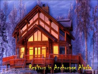 Real Estate Anchorage Alaska