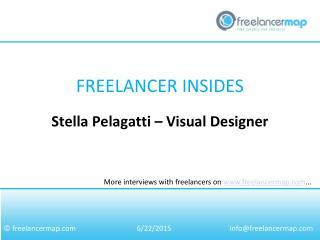 Stella Pelagatti - Visual Designer