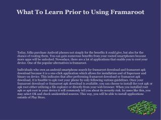 framaroot free download