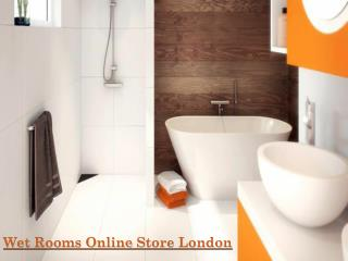 Wet Rooms Online Store London