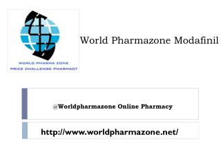 World pharmazone modafinil