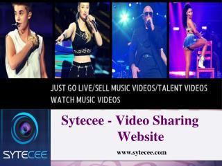 2015 The Best Streaming Music Websites | Sytecee