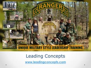 Register for Leadership Development Programs and Workshops