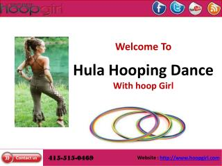 Hula Hoop Dance - Hoop Girl