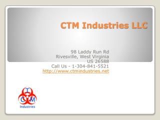 Industrial Accident Clean Up Company