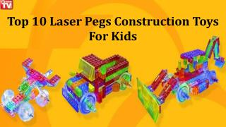 Top 10 Laser Pegs Construction Toys For Kids