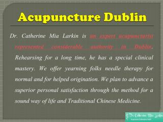Acupuncture Treatments for Different Types of Health Problem