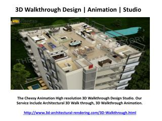 3D Walktrough Design