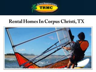 Rental Homes In Corpus Christi, TX