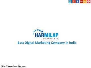 Best Digital Marketing Company in Delhi NCR India
