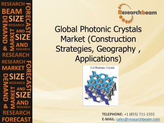 Global Photonic Crystals Market Construction Strategies