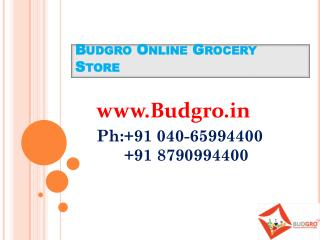 Grocery Shopping Online | Online store Groceries | Hyderabad