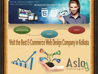 Visit the Best E-Commerce Web Design Company in Kolkata