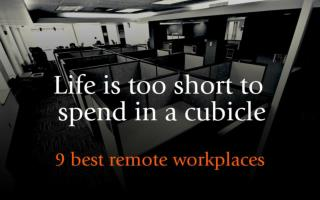 9 Best Remote Workplaces