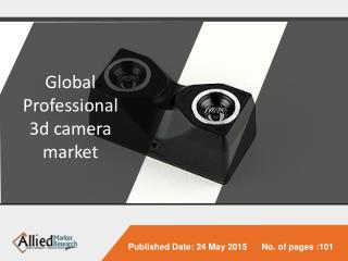 Global Professional 3D Camera Market