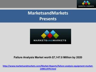 Failure Analysis Market by Equipment