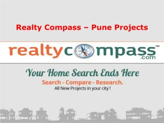 Top Residential Projects in Pune
