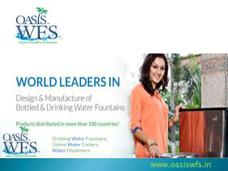 Best Drinking Water Dispensers in India By Oasis WFS