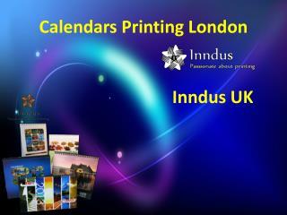 Expert Calendars Printing London