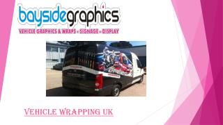 Vehicle Graphics Exeter Services In UK
