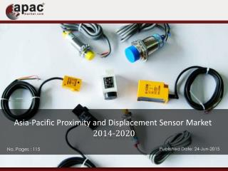Asia-Pacific Proximity and Displacement Sensor Market 2014-