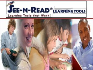 Reading Improvement Tools