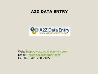 Data Entry Team
