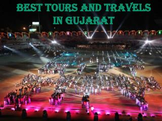 Best things of Gujarat which attract tourist among the�world